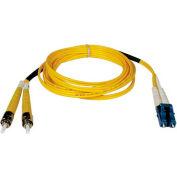 Tripp Lite 30M Duplex Singlemode 8.3/125 Fiber Patch Cable LC/ST 100ft
