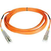 Tripp Lite 10M Duplex Multimode 50/125 Fiber Patch Cable LC/LC 33ft