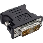 Tripp Lite DVI to VGA Cable Adapter DVI-A Analog Male to HD15 Female