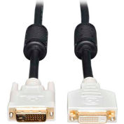 Tripp Lite 10ft DVI Dual Link Extension Digital TMDS Monitor Cable M/F 10'