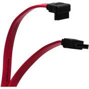 Tripp Lite Serial ATA SATA Right Angle Signal Cable 7Pin M/7Pin-Dwn 24 Inch