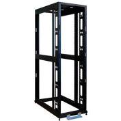 """Tripp Lite 45U 4-Post Open Frame Rack Cabinet 36"""" Depth No Sides or Doors"""