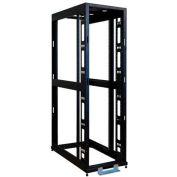 Tripp Lite 48U 4-Post Open Frame Rack Cabinet Square Holes 3000lb Capacity