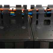 Tripp Lite Rack Enclosure Cabinet Roof Mount Cable Trough Vertical EXP