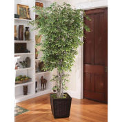 OfficeScapesDirect 7' Silver Birch Silk Tree