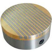 "Import Permanent Round Magnetic Chuck 10"" Diameter Standard Pole"