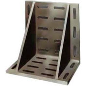 "Imported Giant Slotted Angle Plate - Machined Finish 24"" x 24"" x 18"""