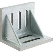 "Suburban Slotted Angle Plates - Webbed End - Ground Finish 10"" x 8"" x 6"""