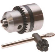 Jacobs Model 36 Key Type Taper Mounted Heavy Duty Chucks, 3JT