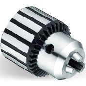 "Imported 1/32-1/2"" Key Type Light / Medium Duty Drill Chuck, 33JT"