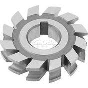 "Made in USA HSS Concave Milling Cutter, 3/8"" Circle Dia. X 2-3/4"" Cutter Dia x 1"" Hole"