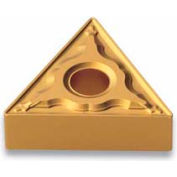 Made In Usa Tnmg-331 C-5 & C-6 Tin Coated Carbide Insert - Pkg Qty 10