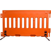 TrafFix Devices ADA Wall Barrier, Orange, 57000-AO