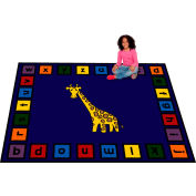 "Trendsetter Rugs Giraffe, Rectangle 4' x 5'8"" - T0218"