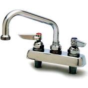 """T&S Brass B-1113 Workboard Faucet - 12"""" Swing Nozzle"""