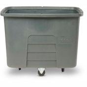 Toter® Heavy-Duty Manual Cube Truck MMC16-90761 - 16 Cubic Feet Cap., 500 Lb. Cap.