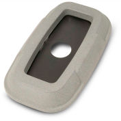 Toter Lid With Can Cut Out, Fits REC21, Greystone - RCC21-00GST