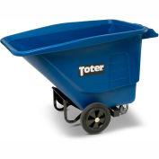 Toter® Universal Tilt Truck UT005-00BLU - 1/2 Cubic Yard Cap., 400 Lb. Cap.