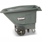 Toter® Universal Tilt Truck UT005-00IGY - 1/2 Cubic Yard Cap., 400 Lb. Cap.