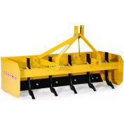 Tarter Farm & Ranch 3-Point 5' Box Blade BB5 - Yellow