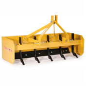 Tarter Farm & Ranch 3-Point 6' Box Blade BB6 - Yellow