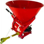 Tarter Farm & Ranch 3-Point Fertilizer Spreader-Metal Tub FS - Red