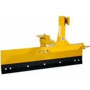 "Tarter Farm & Ranch 3-Point 5' Grader Blade GB5 - 1/4"" Yellow"