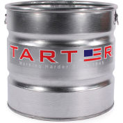 "Tarter Galvanized Stock Tank 23 Gallon GCT21 - 24""L x 24""W x 12""H"