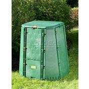 "AeroQuick 187 Gal. Large Compost Bin w/Base, 37""L x 37""W x 43""H"