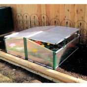 "Easy-Fix Double Cold-Frame, 48""L x 40""W x 16""H"
