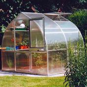 """RIGA IIs Greenhouse Kit, 7'L x 7' 8""""W x 7'H"""