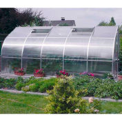 "RIGA V Greenhouse Kit, 17' 2""L x 9' 8""W x 7' 6""H"