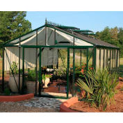 "Large Royal Victorian VI 46 Greenhouse, 19' 11""L x 12' 7""W x 9' 2""H"