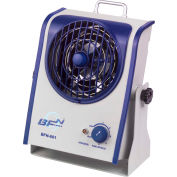 Transforming Technologies Bench Top AC Ionizer Blower BFN801, 50-100 CFM