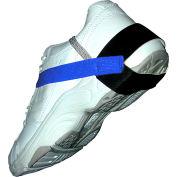 "Transforming Tech Heel Grounder, 1.25"" Cup, Self-Adhesive Straps1 Meg, Blue"