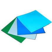 "Transforming Tech ESD Rubber Matting MT2448, 24""x48""x0.080"" - Blue"