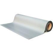 "Transforming Tech ESD Rubber Matting MT4524, 24""x50'x0.080"" - Gray"