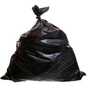 Transforming Technologies Conductive Trash Liners, 22 Gallon, 3 Mil, Black, Pack of 100 - WBAS44-LB