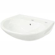 TOTO® LT241G-11 Supreme® 1, Hole SG Lavatory, Colonial White
