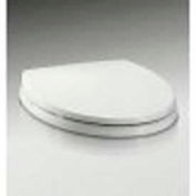 TOTO® SS113-03 Round SoftClose® Seat, Bone