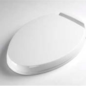 TOTO® SS204-11 Oval SoftClose® Seat, Colonial White