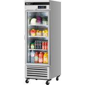 Turbo Air MSR-23G-1 - New Maximum Series, Glass Door Refrigerator, 1 Door