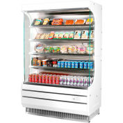 "50"" Open Display Merchandiser - White"