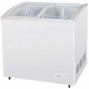 Turbo Air TSD-35CF Ice Cream Freezer 7.3 Cu. Ft. - 2 Door