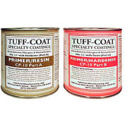 Tuff Coat 1 Quart Kit, CP-10 Primer