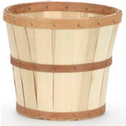 "T10 (11"" Dia x 9-1/2""H)) Wood Basket 12 Pc - Natural - Pkg Qty 12"