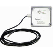 Pipe, Slab or Ambient Sensing Electronic Thermostat with 25 ft thermistor