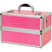 "TZ Case, Mini-Pro Carrying Case, 14-1/4""L x 8-1/2""W x 9-1/4""H, Pink Alligator"