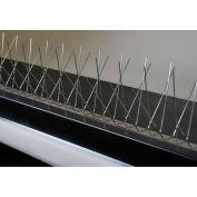 Bird Barrier Dura-Spike Narrow w/Bond Bird Spikes, 102 ft. - BP-SR200