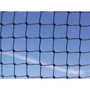 "Bird Barrier 3/4"" Black StealthNet HD Bird Netting, 100'x100' - N1X-B310"